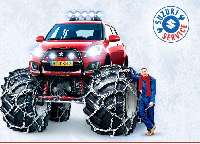 Suzuki wintercheck