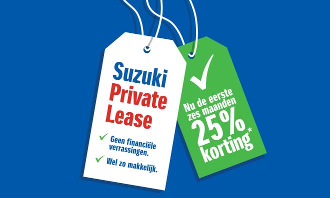 Privat lease actie bij Auto Reef