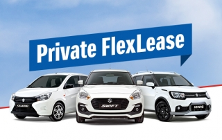 Suzuki FPrivate FlexLease bij Auto Reef