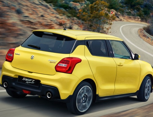 Suzuki Swift Sport is er!