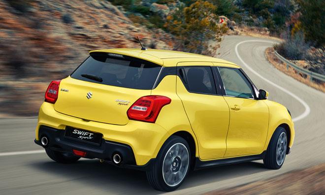 Wat vind jij van deze supersportieve Swift Sport? Suzuki Blog