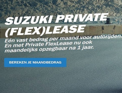 Suzuki Private (Flex) Lease