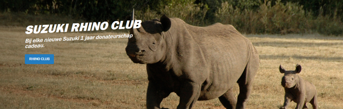 Suzuki Rhino Club