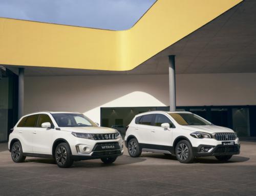 Efficiënte Smart Hybrid-aandrijflijn voor  Suzuki Vitara en Suzuki S-Cross