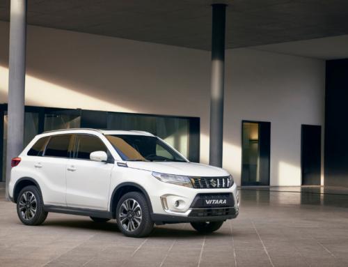 Nieuwe Suzuki Vitara Smart Hybrid leverbaar vanaf 24.499 euro