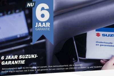 AutoReef Nieuwegein Suzuki garantie 6 jaar