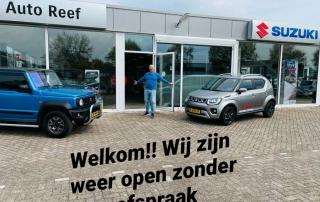 Auto-Reef-bezoek-showroom