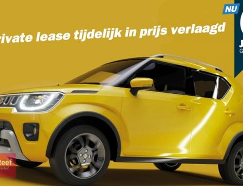 Bij Auto Reef Least U al een Suzuki vanaf € 249,- P/M*